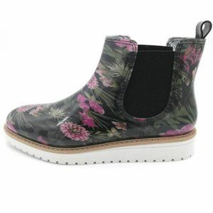 Storm By Cougar Womens Dawn Rain Boots 8 New